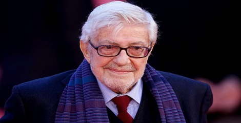 Italian film director Ettore Scola died