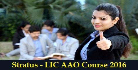 LIC 2016 Course