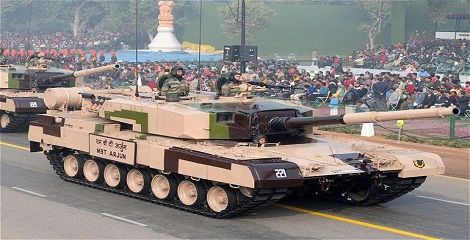 Powerful ammo developed for Arjun Tank by DRDO