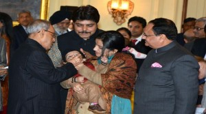 President launches countrywide Pulse Polio Programme for 2016