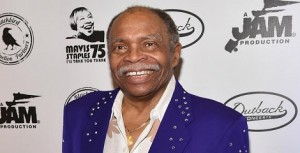 Rhythm and blues singer Otis Clay passed away