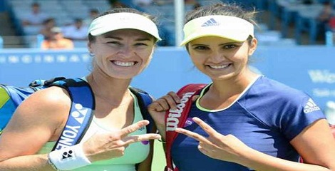 World Record by Sania-Martina as they win 29th match on trot