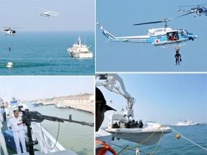 Sahayog – Kaijin 2016: India and Japan joint Coast Guard exercise