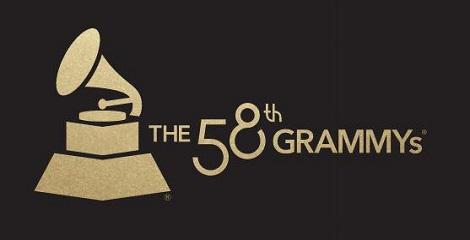 58th Grammy awards - 2016