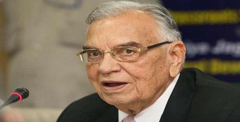 Former Lok Sabha speaker Balram Jakhar passes away