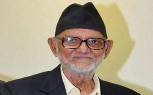 Former Prime Minister of Nepal Sushil Koirala passes away