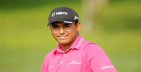 Hilton Asian Tour Golfer of the Year award conferred upon Lahiri