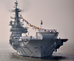 INS Viraat to be developed as tourism centre