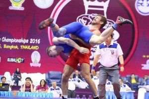 India Bags 9 medals at the Asian Wrestling Championship