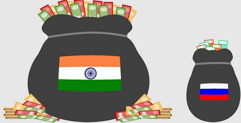 India has more billionaires than Russia and UK