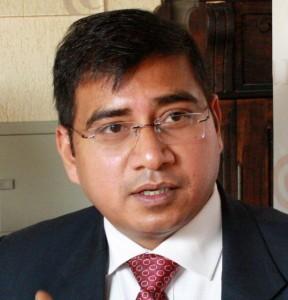 Indian Ambassador to Tajikistan Biraja Prasad passes away