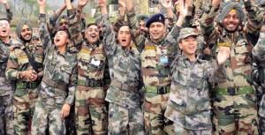 Indo-China held maiden JET on border