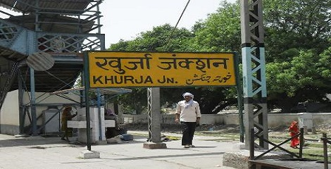 Khurja Yard gets Ultra-Modern Signalling System makeover