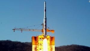 North Korea launched Kwangmyongsong-4 satellite
