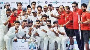 Ranji trophy