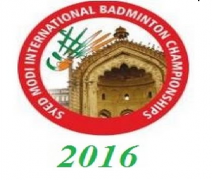 Syed Modi Badminton Title