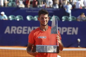 Thiem Wins Buenos Aires Title Over Almagro