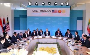 US-Asean summit session held in California