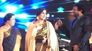 Vidya Balan receives Pride of Kerala award
