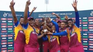 West Indies wins ICC U-19 Cricket World Cup 2016