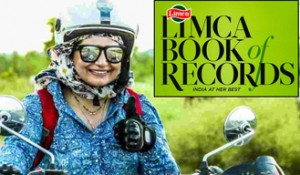Agra's Pallavi in Limca Book as first solo woman to cross Mana Pass
