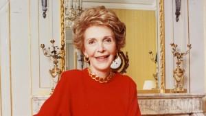 American Actress Nancy Reagan died at 94