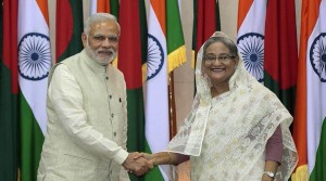 Bangladesh and India sign $ 2 billion agreement for Socio economic projects