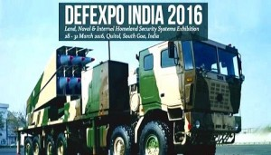 Defence Expo 2016