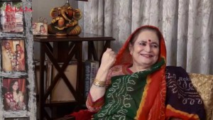 Dogri poetess Padma Sachdev awarded 2015 Krutitava Smagra Samman