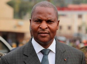 Faustin-Archange Touadera sworn in as President of Central Africa