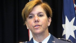 First female US Army Combatant Commander