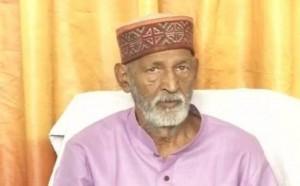 Former BJP MP Lal Muni Chaubey