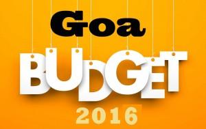 Goa budget 2016