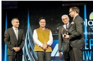IAA year award