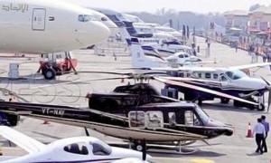 India Aviation show