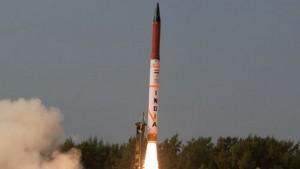 India successfully test fired Agni -I ballistic Missile