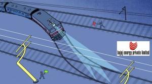 Indian Railways Signs Agreement with Bajaj Power