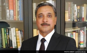 Indian scholar appointed VC of Canberra University
