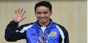 Jitu Rai wins gold at shooting World Cup