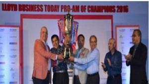 Delhi lift Llyod Pro-Am Championship trophy