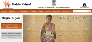 Mahila e-Haat portal launched by Union Government