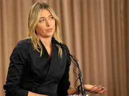 Maria Sharapova provisionally suspended after failing drug test at Australian Open
