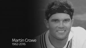 Martin Crowe