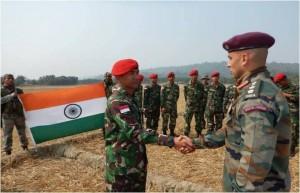 Military Exercise Shakti