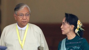 Myanmar Elects its First Civilian President
