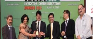 NTPC won award