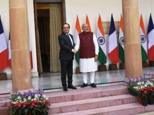 India & France signed MoU to create 6 Nuclear Reactors
