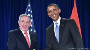 Obama makes Historic visit to Cuba