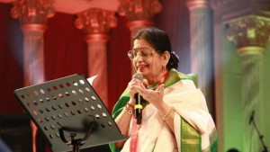 P.Susheela enters into Guiness book of Records