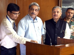 Parrikar launched interactive webportal